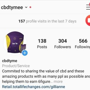 Please check out my IG page Cbdtymee